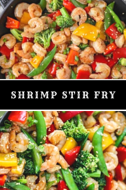 Shrimp Stir Fry #stir #fried #seafood - Food Recipes #stirfryshrimp