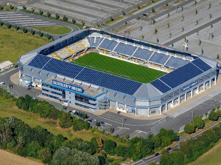 Sport-Club Paderborn 07-  Benteler Arena - Germany