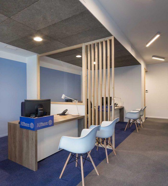 Allianz - office interior - insurance agency in 2020 ...