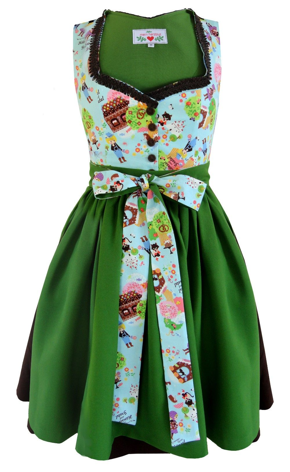 78feb7aabb305 Gretel dirndl, for the kitsch lovers out there like me. … | Dirndl ...