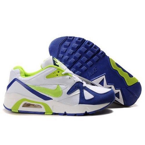 uk availability 58803 c4483 Brand Nike Air Max 91 Men White Grass Green Blue Shoes  65
