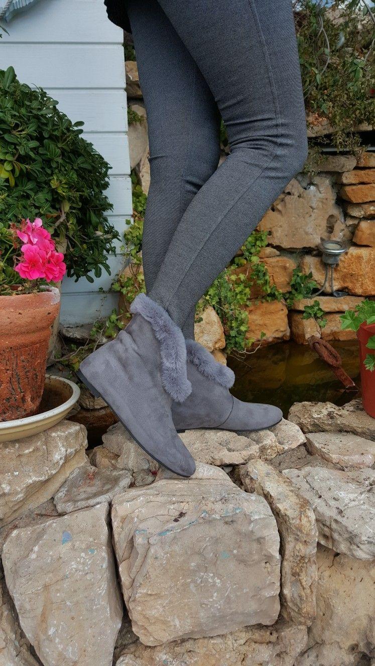 İnci Deri Çizme Modelleri 2019