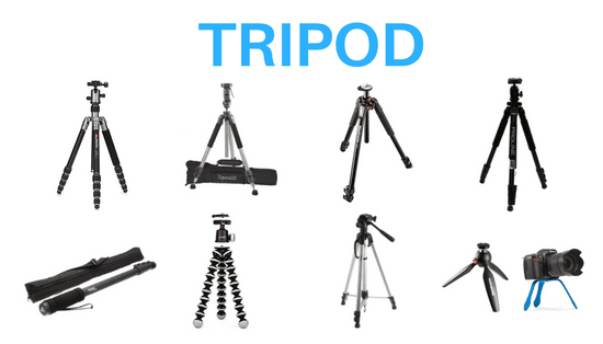 Guide for Tripod For Nikon D3300 D3200 and D3100 (9 Best