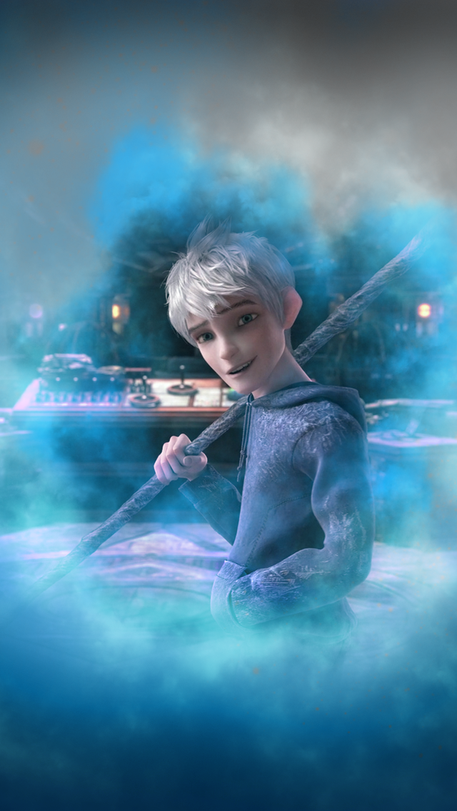 Jack Frost by johnneh-draws on DeviantArt