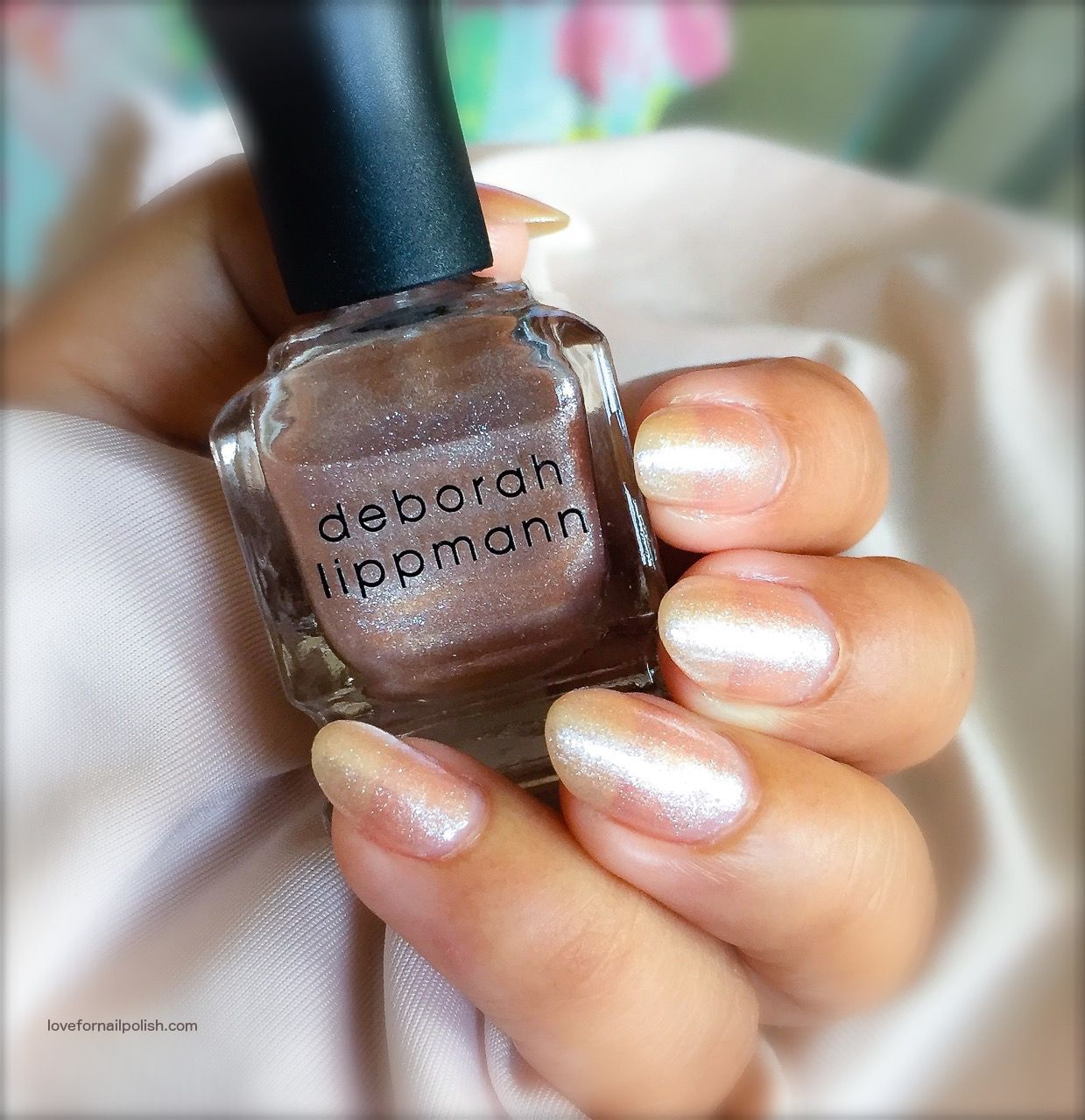 Deborah Lippmann Nail Polish 7 Free Formula ~ Whatever Lola Wants ...