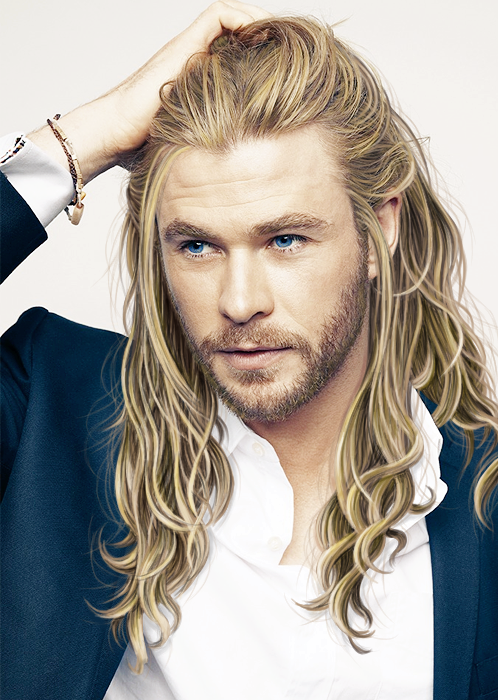 Chris Hemsworth Thor 5 Chris Hemsworth Thor Long Hair Styles Chris Hemsworth