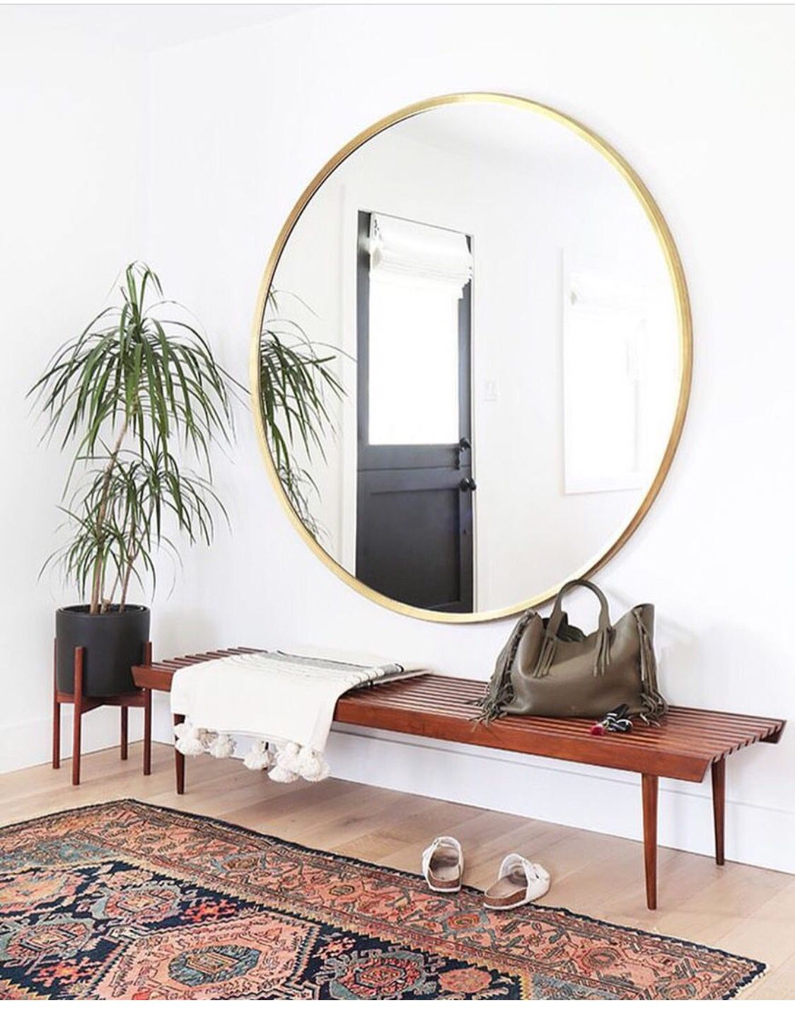 Hallway furniture for small space  Pin by Ursula Weiland on space to live loft living  Pinterest
