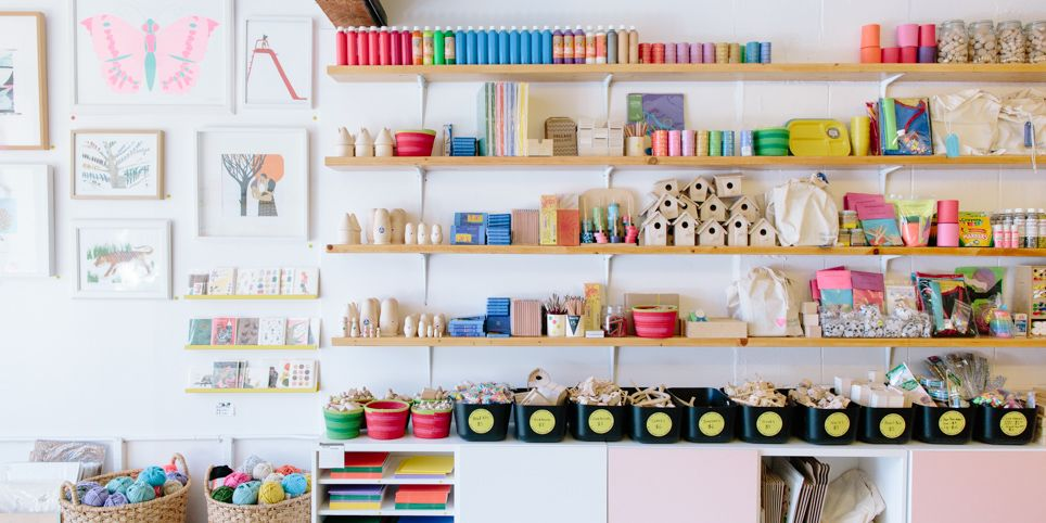 Inspired clever contemporary arts experiences for all for Where is a craft store near me
