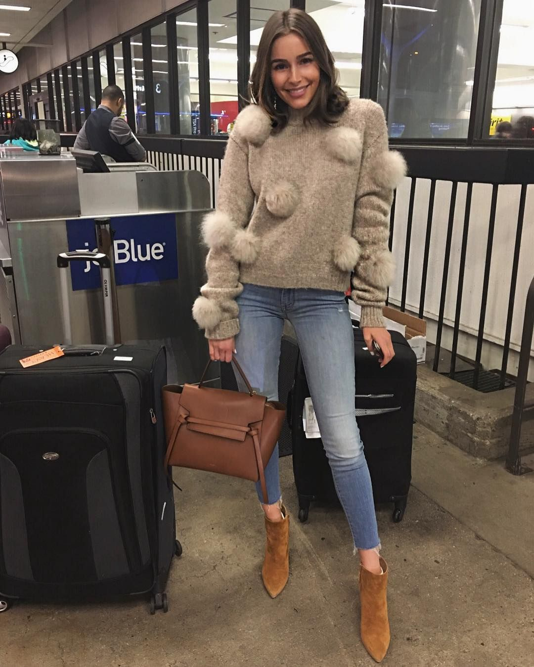 7745122a92f Awesome Olivia Culpo Fashion Style And Outfits 54. Paola Style for Winter  Fall. LANYC ✈  OCstreetstyle