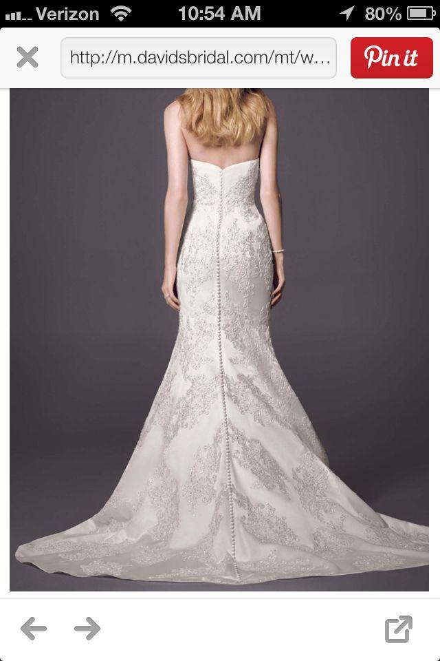 Oleg Cassini Cwg594 David S Bridal Okc Davids Bridal Wedding Dresses Mermaid Trumpet Wedding Dresses Wedding Dresses