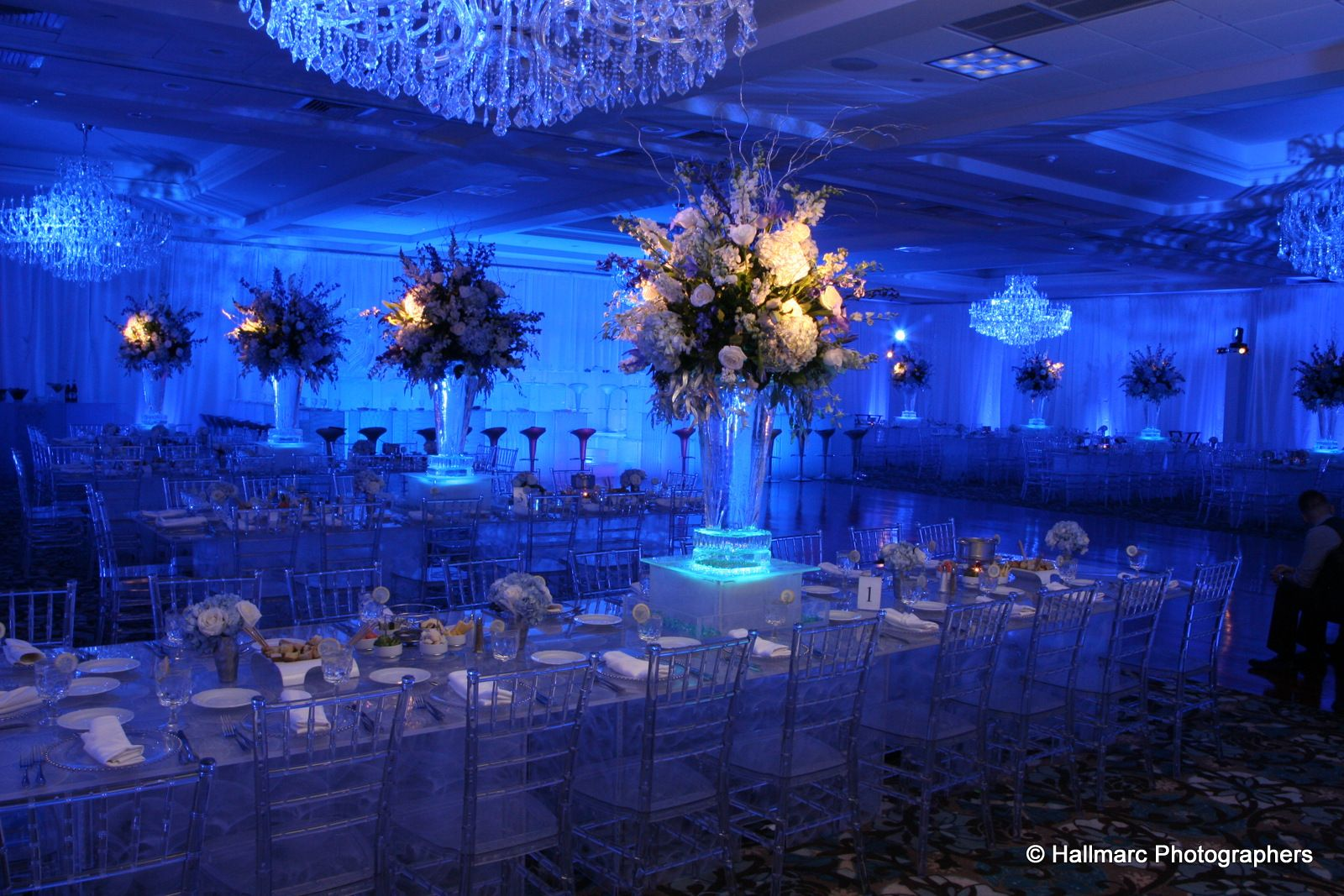 www.CrystalBallroomNJ.com Photo courtesy of Hallmarc Photographers  www.hallmarc.com #wedding #nj #newjersey #venue… | Nj wedding venues, Nj  weddings, Wedding venues