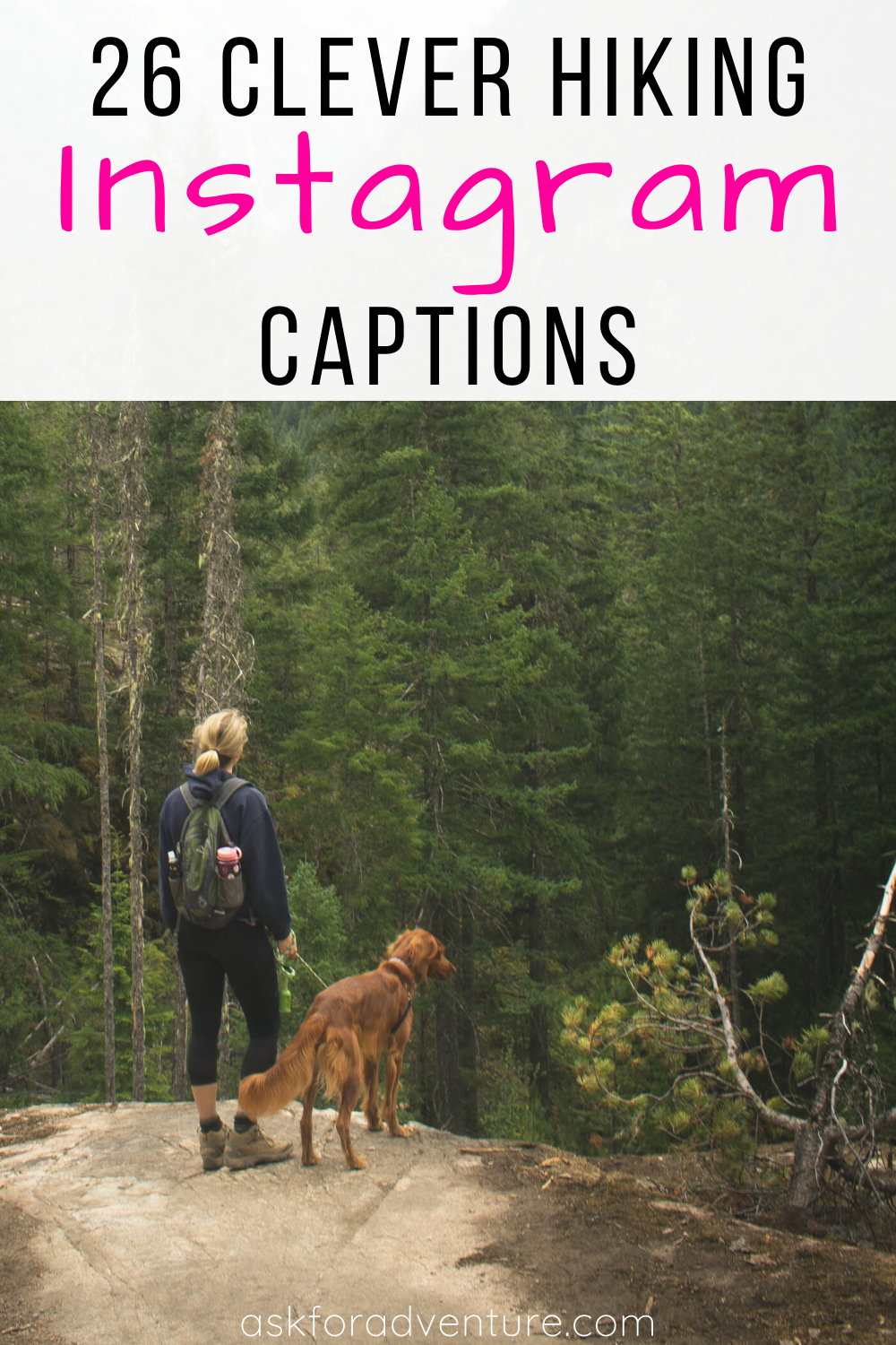 26 Good Instagram Captions For Hiking Pictures Ask For Adventure Instagram Captions Hiking Quotes Hiking Pictures