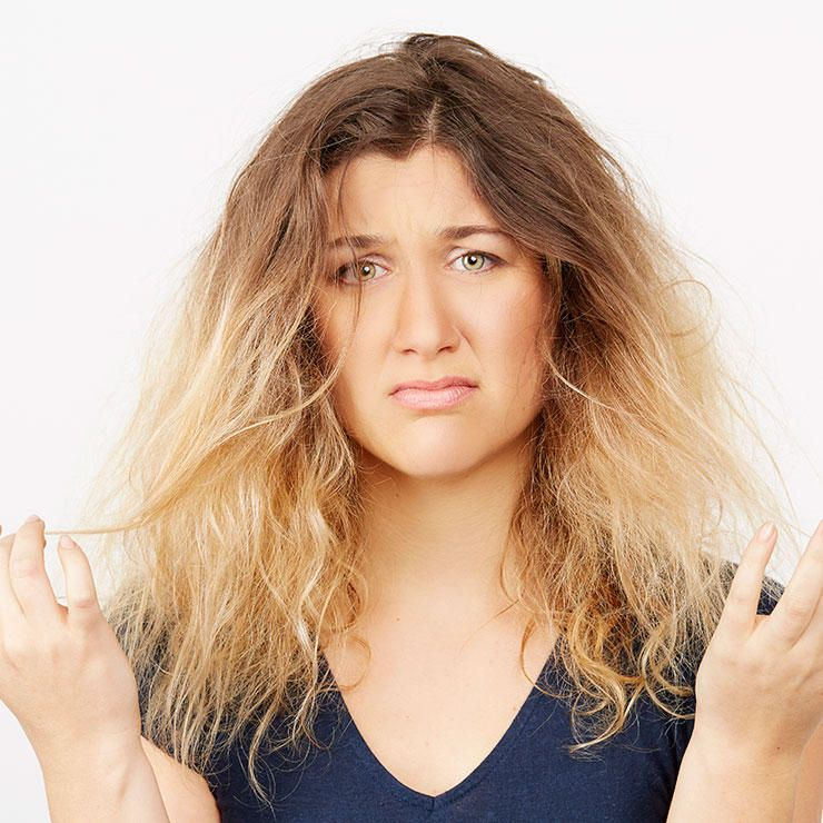 9 Solutions For Dry Brittle Hair Dry Brittle Hair Treatment Extremely Dry Hair Dry Brittle Hair