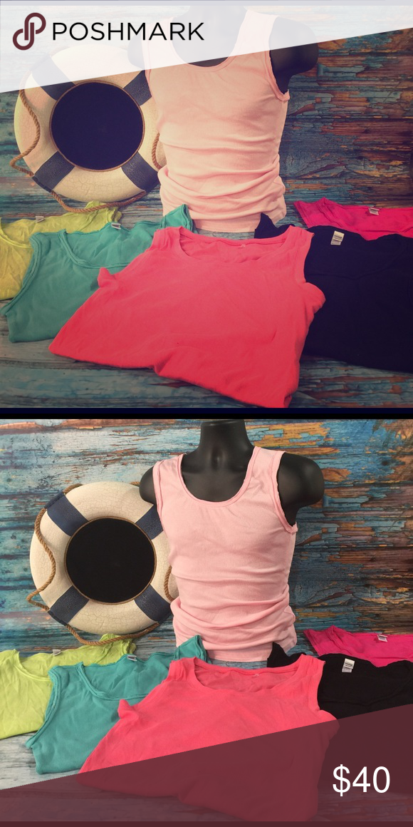 Sold ..... Tank Your choice of color! Tops Tank Tops