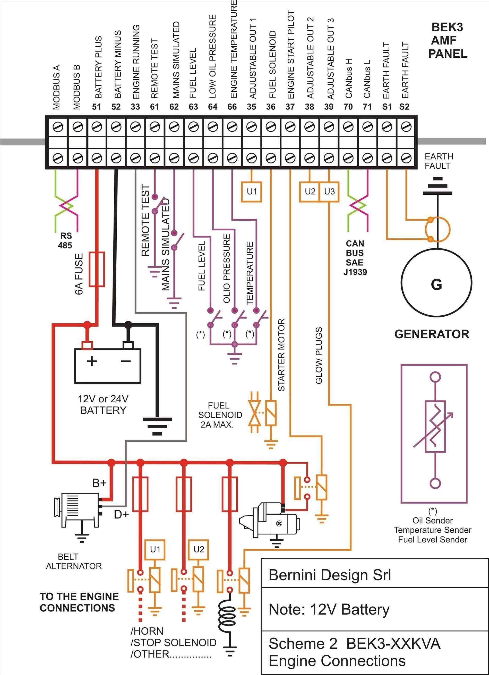 40 Phase Automatic Changeover Switch Circuit Diagram Pdf