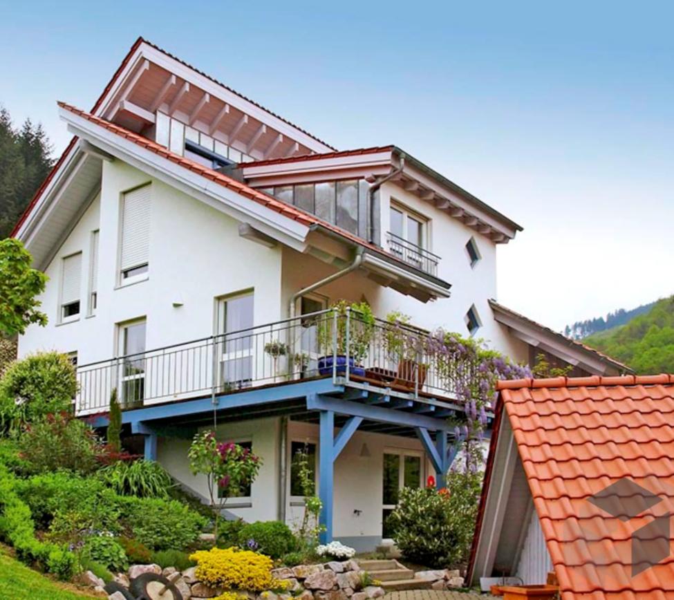 Das haus natur 141 von frammelsberger r ingenieur holzbau finde eine gro e auswahl an h usern - Dachformen architektur ...