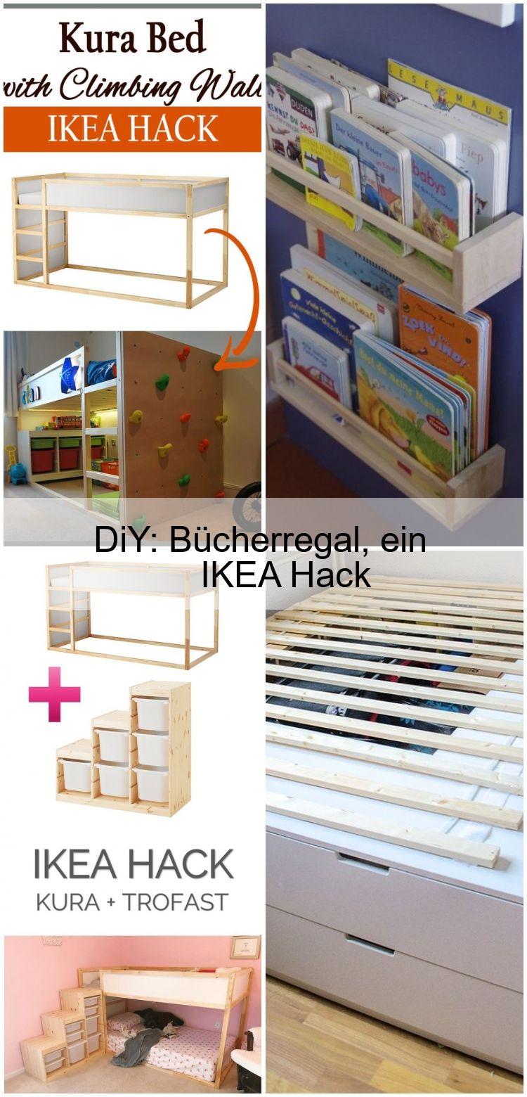 Diy Bucherregal Ein Ikea Hack Diy Bucherregal Ein Ikea Hack