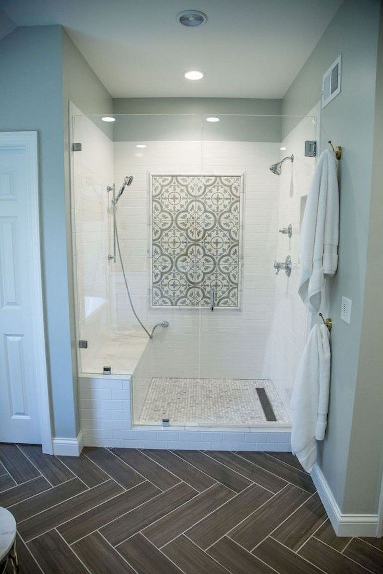 78 Luxury Farmhouse Tile Shower Ideas Remodel Shower Remodel Shower Tile Bathrooms Remodel