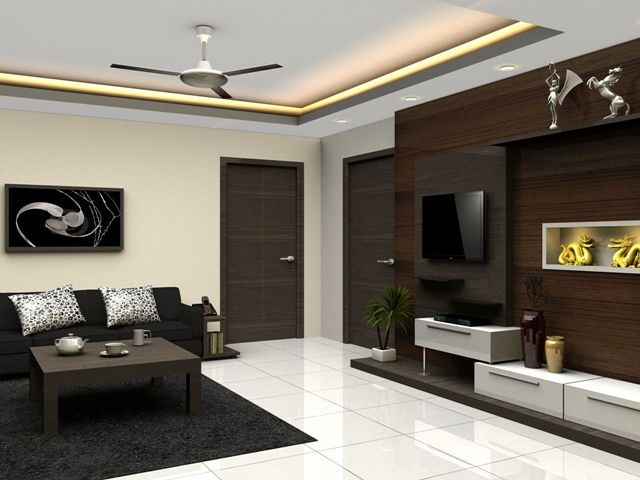 Simple False Ceiling Designs For Kitchen