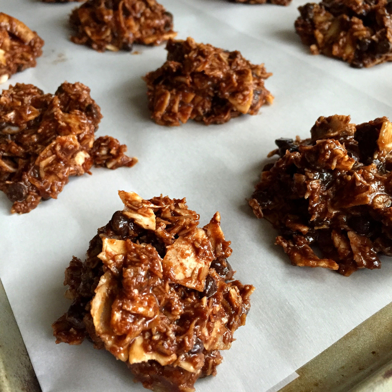 Chocolate chai macaroons gluten free zen dairy free