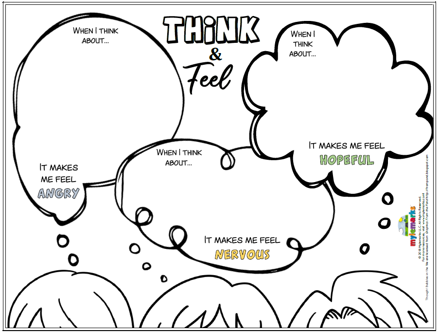 Mylemarks | Therapeutic worksheets for kids and teens ...