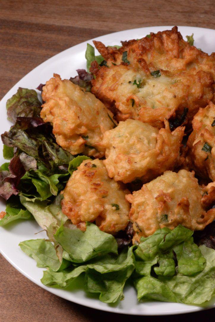 Luxembourg Potato Fritters Gromperekichelcher Recipe In 2020