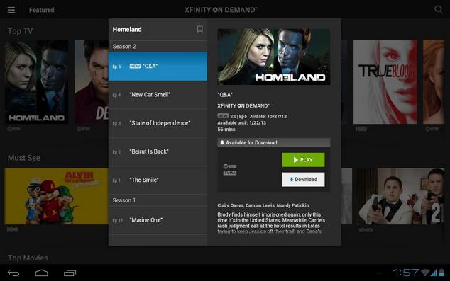 Xfinity TV Login