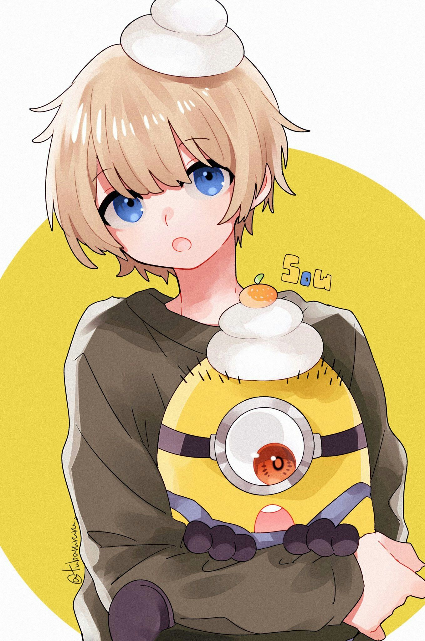 Like Kagamine Len Vocaloid At Vocaloid At In 2019 Sou 歌い手 アニメ
