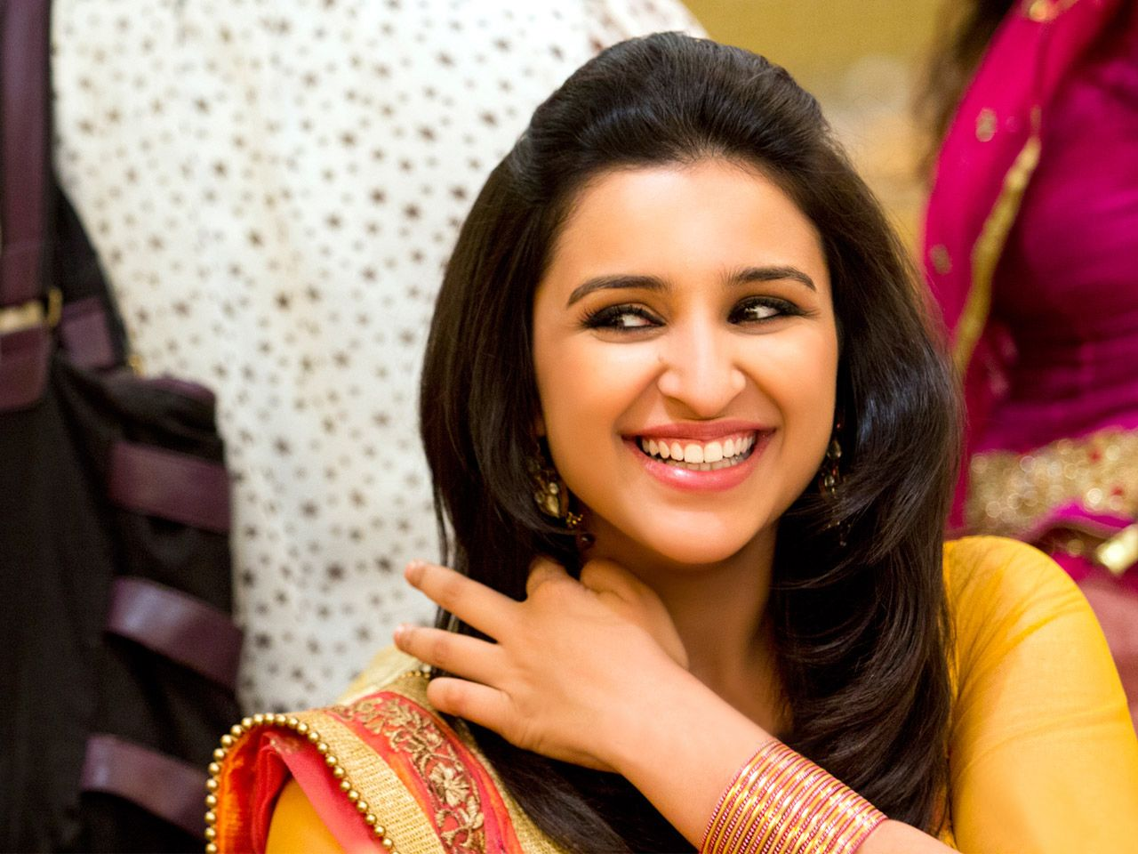 Gorgeous Parineeti Chopra Beautiful Smile Parineeti Chopranewhd