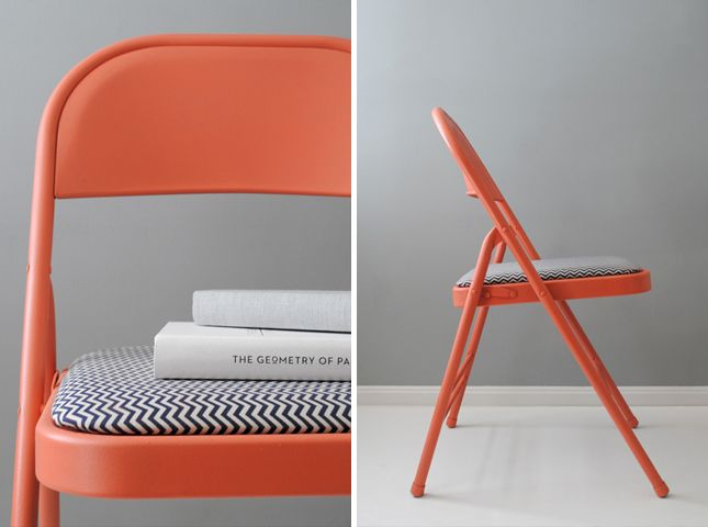 Take A Seat 30 Diy Chair Projects Diy Chair Folding Chair