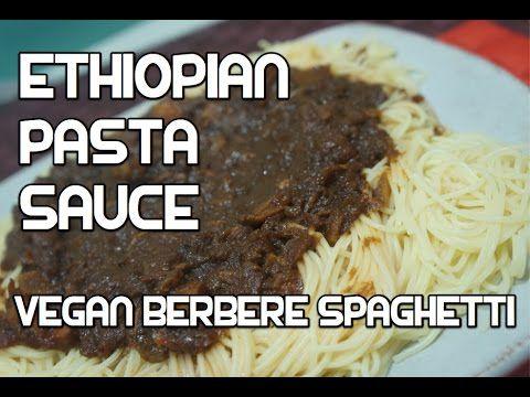 Ethiopian pasta sauce recipe vegan amharic spaghetti youtube ethiopian pasta sauce recipe vegan amharic spaghetti youtube forumfinder Gallery