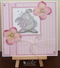 """Cuddly"" by Kathryn Anderson on House-Mouse Designs®"