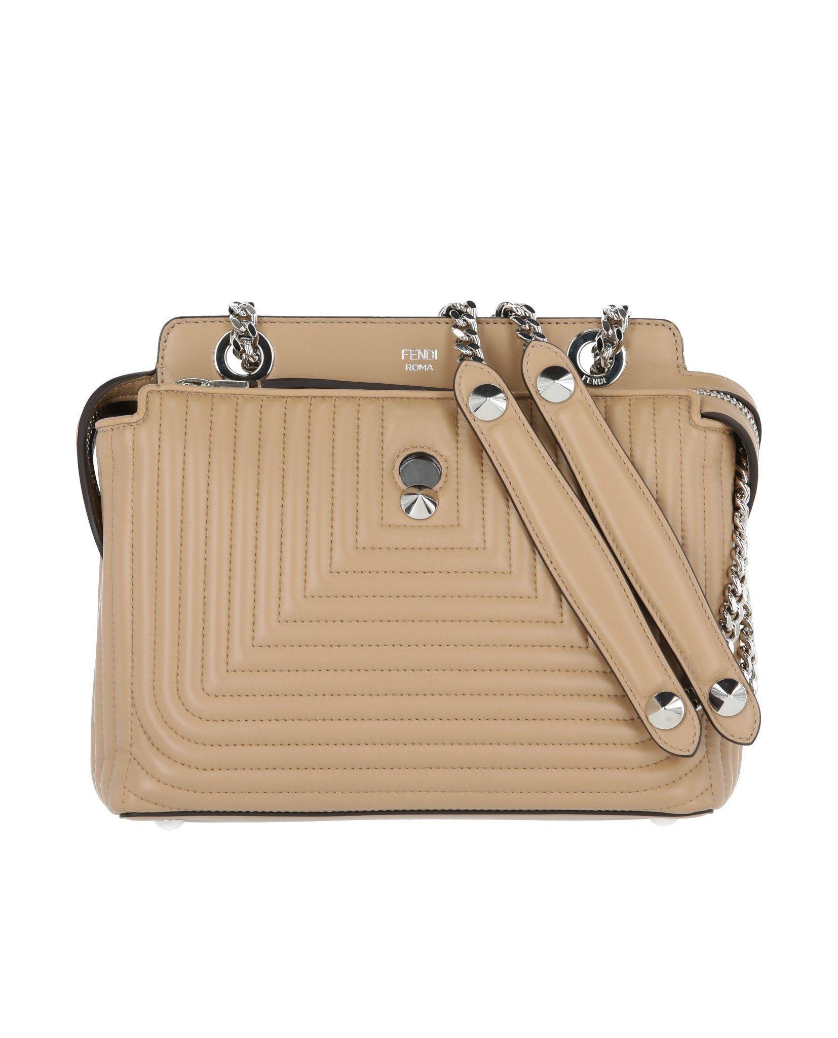 Fendi Small Dotcom Shoulder Bag  caf296c616cf9