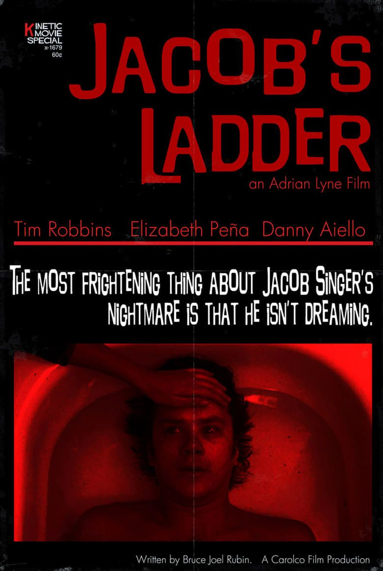 Pin By Minoru Saywer On All Things Horror Jacob S Ladder A Wrinkle In Time Movie Covers