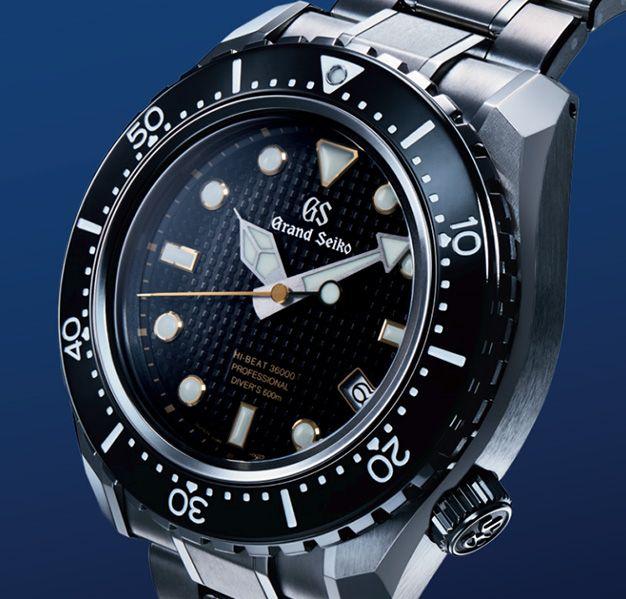 watch 7a1ba 20645 Grand Seiko The next step forward <グランドセイコー>から ...