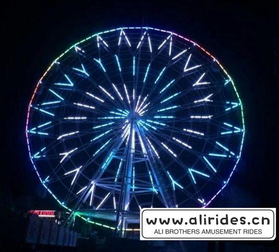 60m Ferris Wheel Of Amusement Park Rides China Amusement