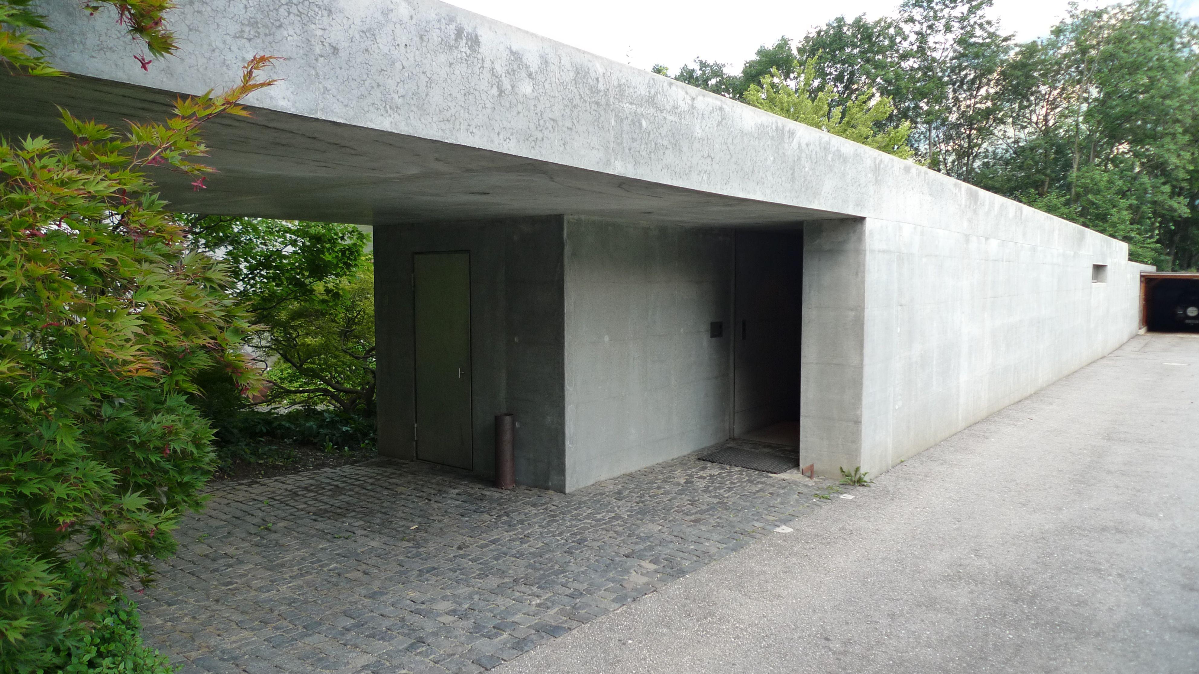 Peter Zumthor Agence Et Maison Zumthor Haldenstein Architecture