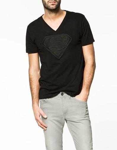 d7844e8c2ec3 Zara - Superman T-shirt