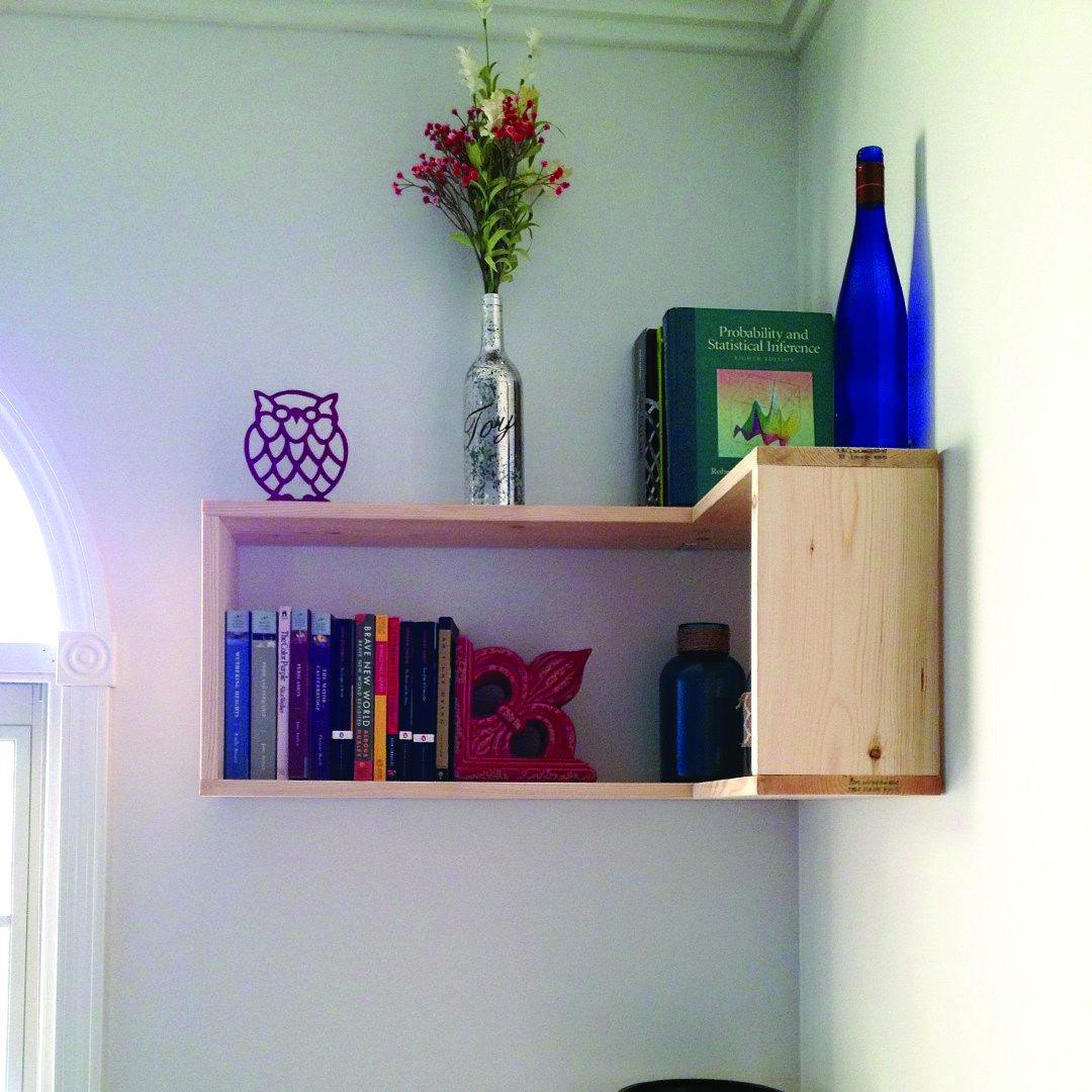 Remarkable 3m Corner Shelves For Your Home