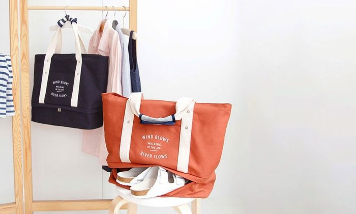 Up To 63% Off Weekend Bag In Choice Of Colour at Groupon UAE