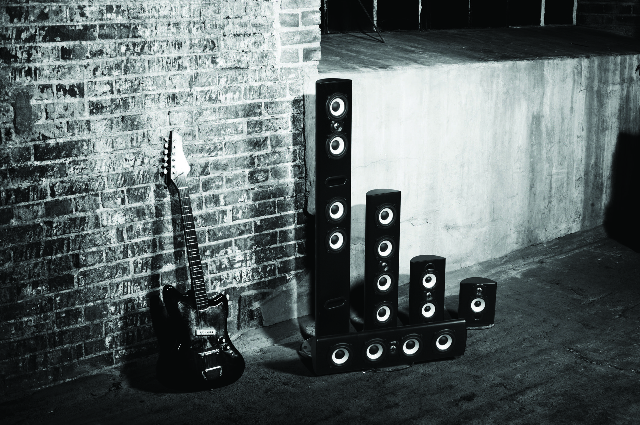 The lineup of home theater systems from Energy Speakers will ...