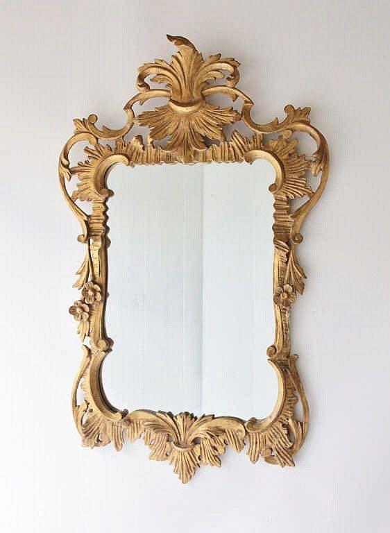 495ff0e8c48b Large Gilt Frame Mirror