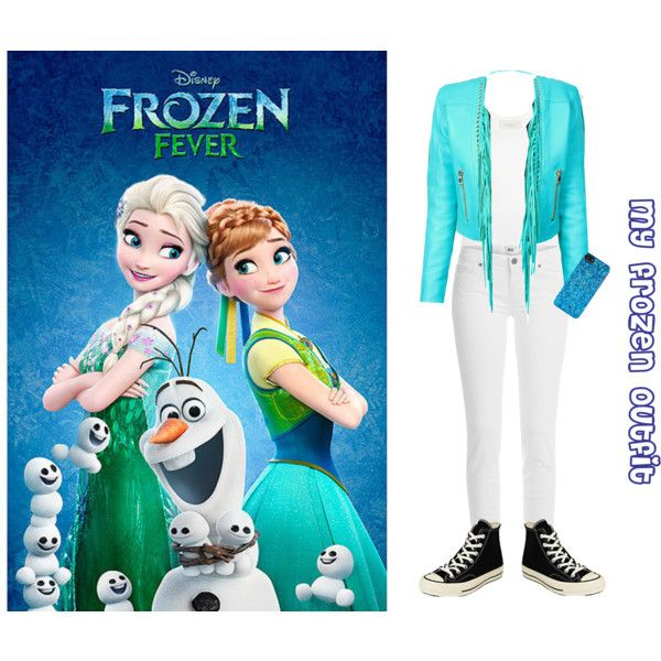 My outfit when I go to see Frozen 2