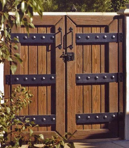 Solid Wood Custom Doors, 400 Finishes, Forever Warranty, Large