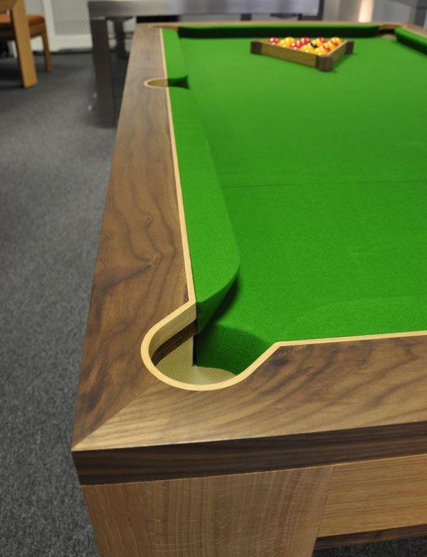 Designer Billiards Spartan Luxury Pool Table | Pinterest | Pool ...