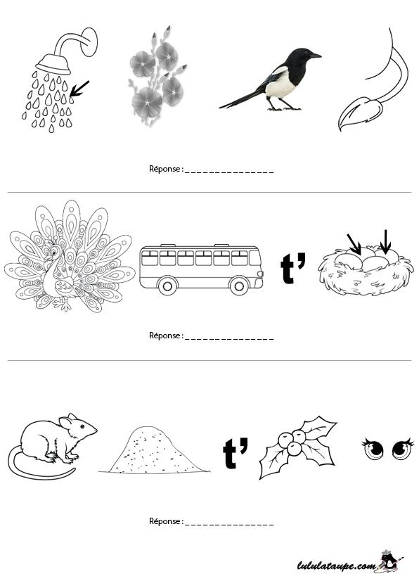Jeux de rébus à imprimer pour enfants de 7 ans et plus | Jeux enfant 7 ans, Jeux pour personnes ...
