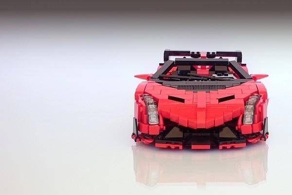 lamborghini veneno roadster sports car lego set - Sports Cars Lamborghini 2015