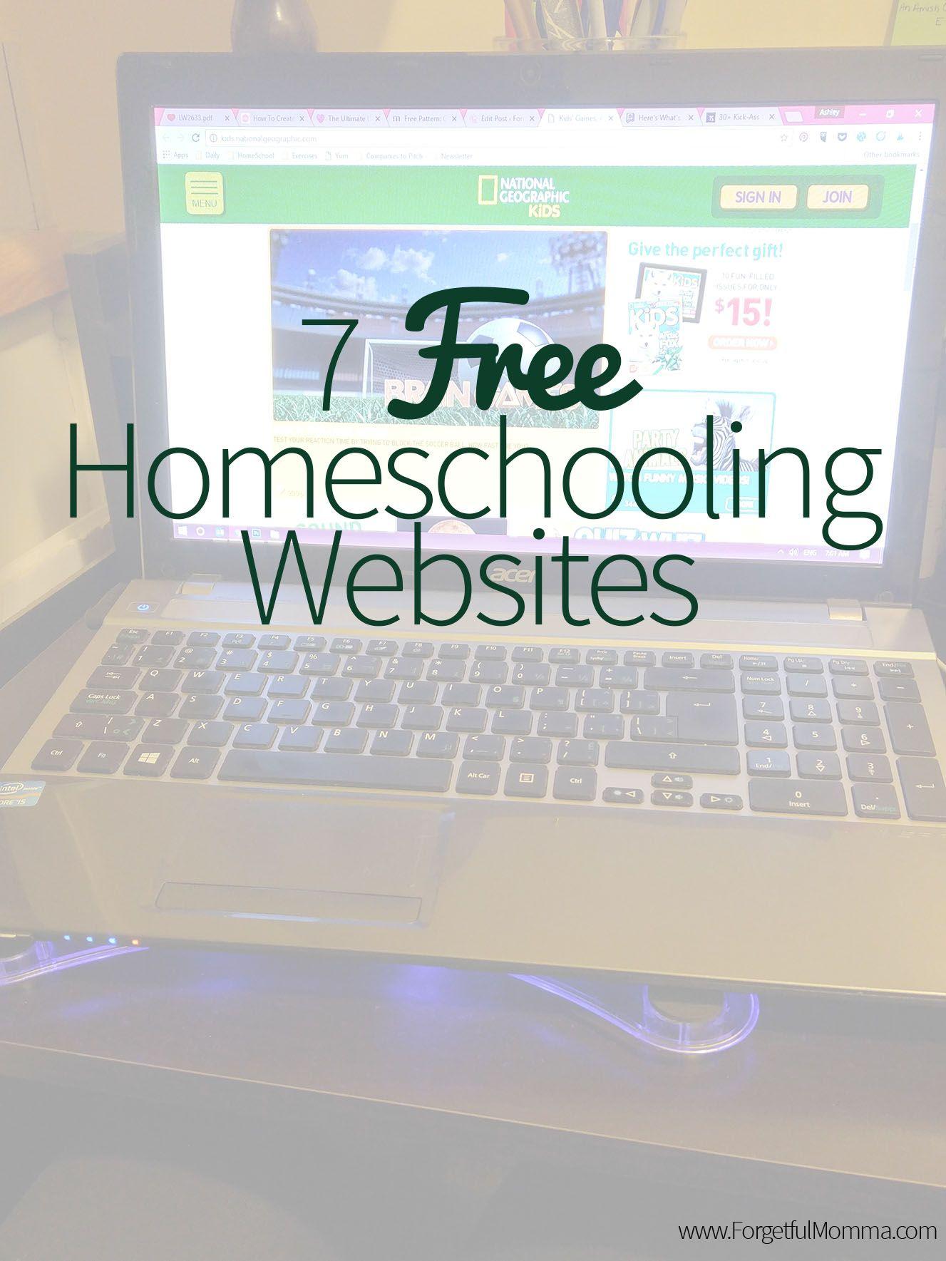 7 Free Homeschooling Websites Free homeschool curriculum