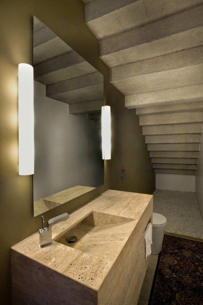 House 13 atria arquitetos ba os ba os cuarto de ba o y ba os originales Cuartos de bano originales