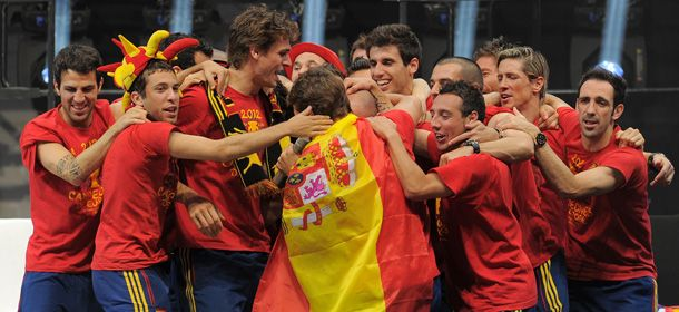 For the #Spain, and for their self